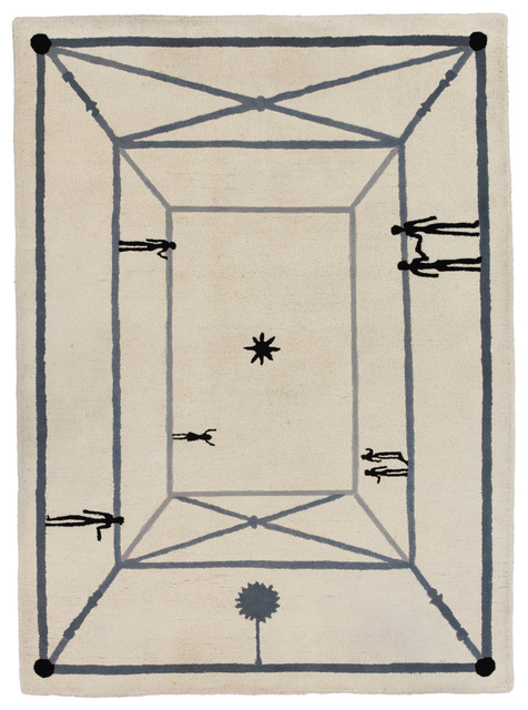 "Diego Giacometti, '""La Rencontre"" Carpet', Sotheby's: Important Design"