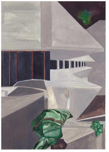 , 'Nr 394,' 2015, Galerie Jocelyn Wolff