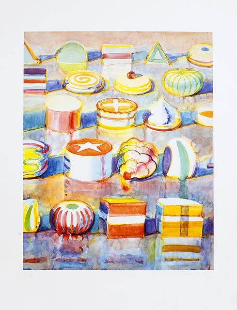 , 'Display Rows,' 1990, Mary Ryan Gallery, Inc