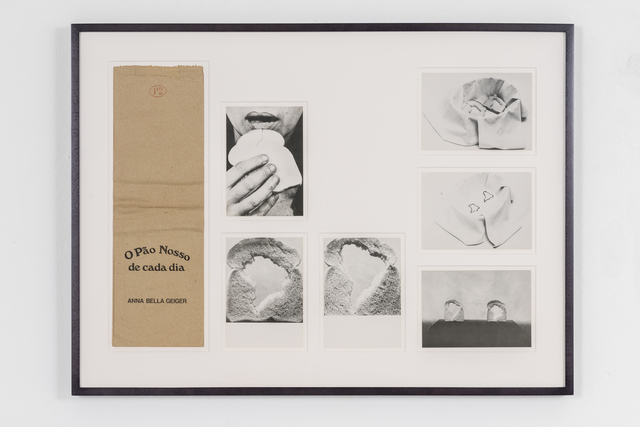 Anna Bella Geiger, 'Our Daily Bread', 1978, LAMB Arts