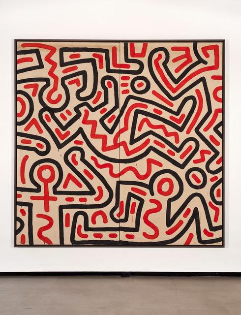 , 'Untitled,' 1984, Opera Gallery