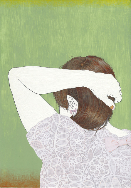 , 'Osakaruta Te,' 2014, Micheko Galerie