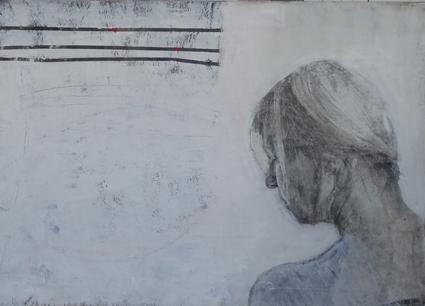 , 'De espalda,' , Sala Parés