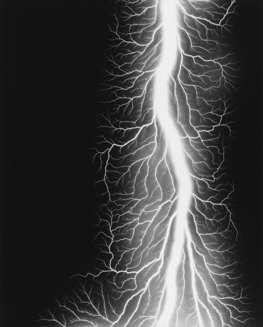 , 'Lightning Fields 327,' 2014, Foam Fotografiemuseum Amsterdam