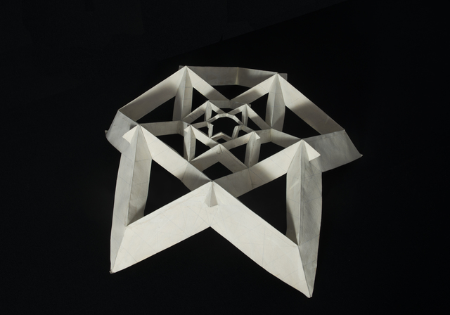 , 'Pentagonul I,' 1976, Jecza Gallery