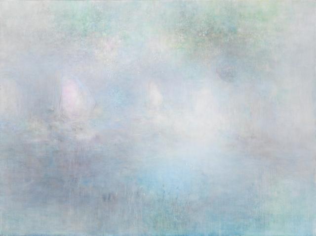 , 'Blue Milk,' 2013, Corvi-Mora