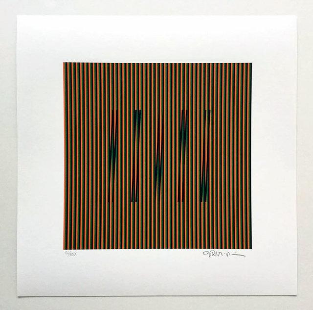 Carlos Cruz-Diez, 'Cruz-Diez 'Color Aditivo Plaza' 2017', 2017, Upsilon Gallery
