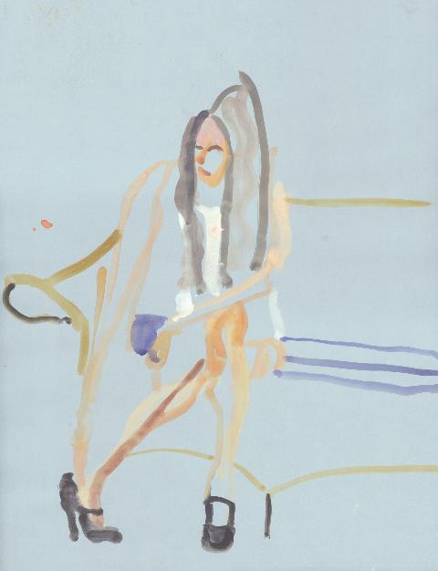 , 'Kristen,' 2011, Alex Daniels - Reflex Amsterdam