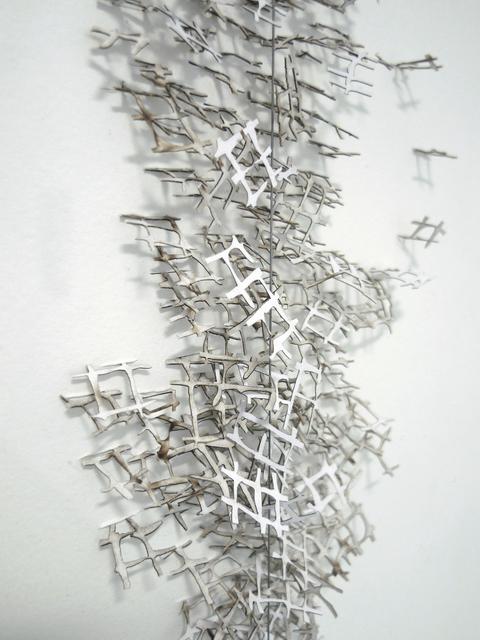 , 'Complément de Vie (detail),' 2013, Galerie Dominique Fiat