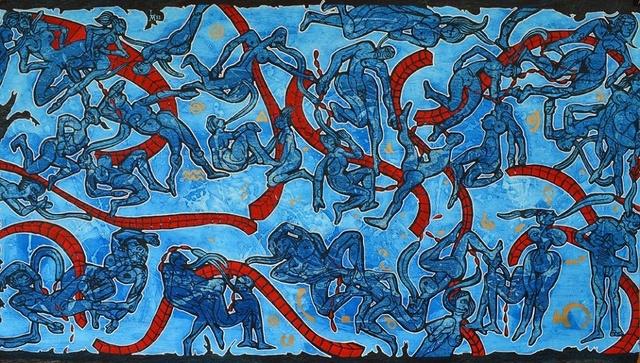 """, '""""La Lengua Castellana"""",' 2013, Moises Valdes Gallery."""
