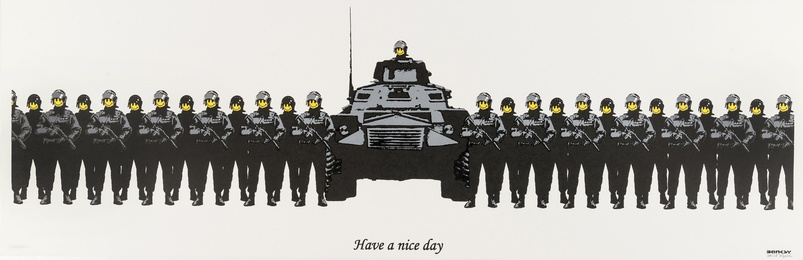 Have a Nice Day (Anarchist Book Fair)