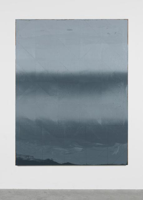 , 'To Be Titled (Gradient Painting #20),' 2013, Almine Rech