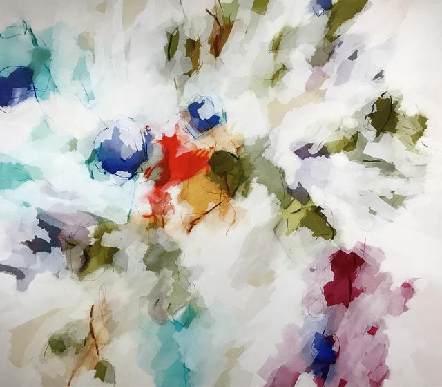 Cynthia Knapp, 'Focal Snow', 2019, Spalding Nix Fine Art
