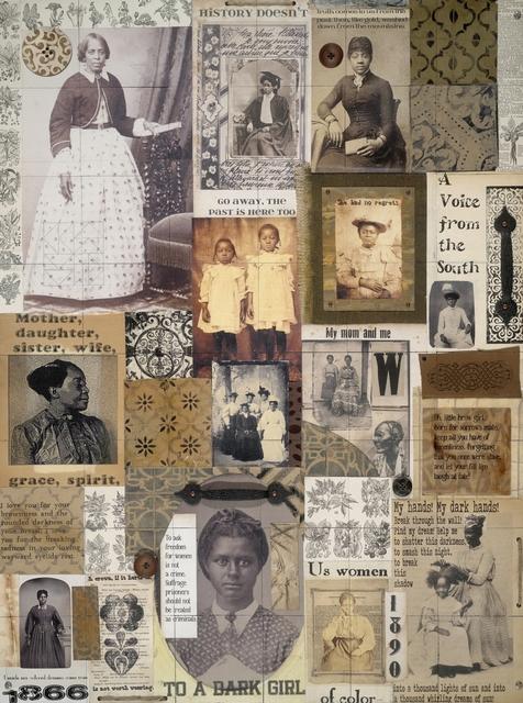 , 'Us Women of Color,' , Zenith Gallery
