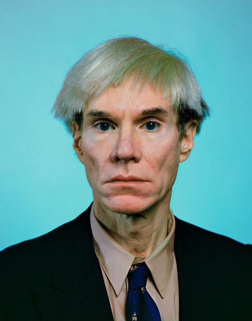 Neil Winokur, 'Andy Warhol', 1982, Photography, Cibachrome print, Independent Curators International (ICI) Benefit Auction