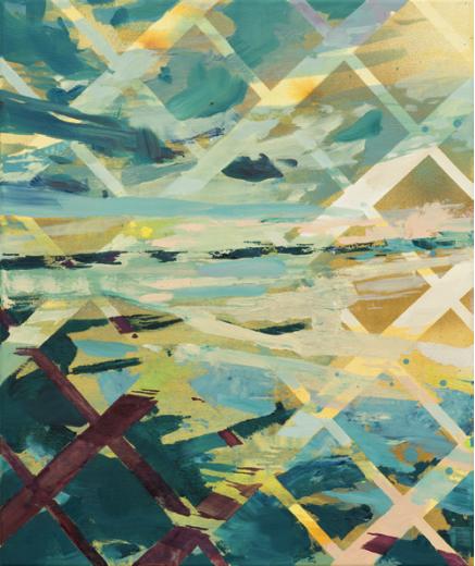 , 'Burn,' 2016, Galerie Kornfeld