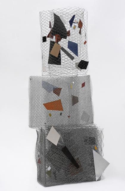 , 'Babel,' 2008, Galeria Murilo Castro