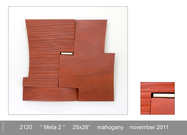 , 'META 2,' 2011, GF Contemporary