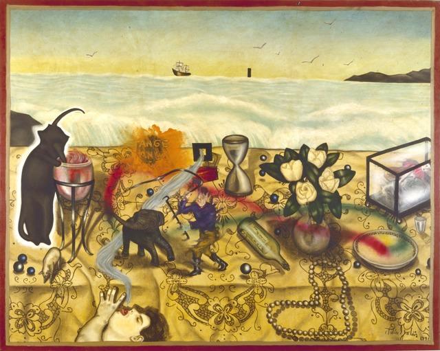 Julio Galán, 'Tange, Tange, Tange', 1988, Mana Contemporary