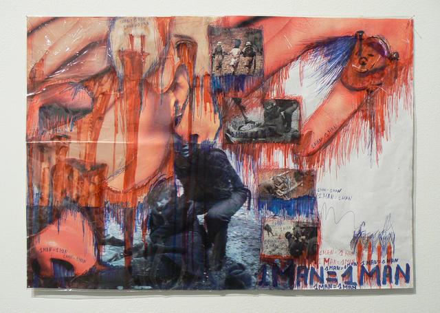 , '1 Man = 1 Man (20/20),' 2002, Rhona Hoffman Gallery