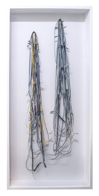 , 'Reconfiguring Landscape (Framed),' 2015, FOLD Gallery