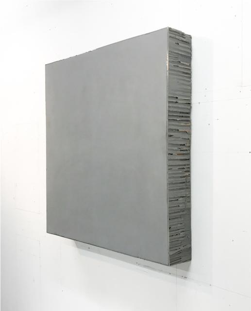 Noriyuki Haraguchi, 'Gray Square', 2019, Asia Art Center