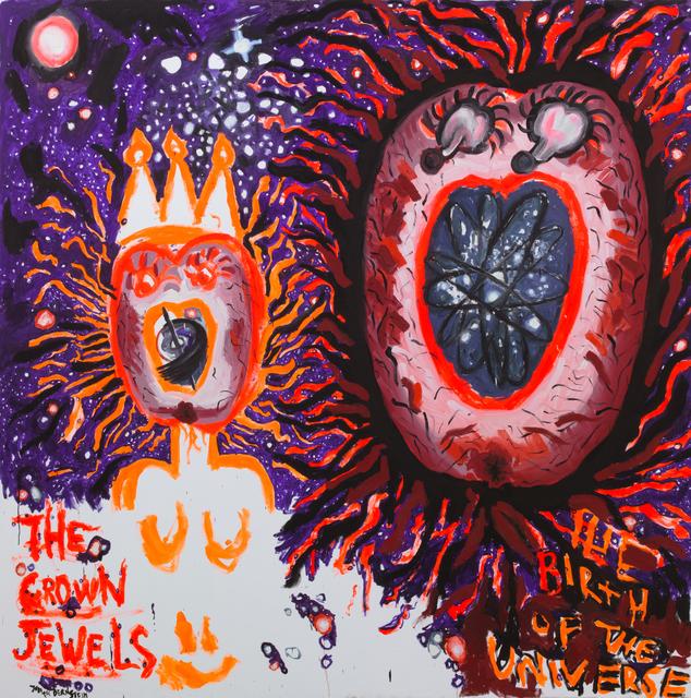 , 'Birth of the Universe #1,' 2011, Studio Voltaire