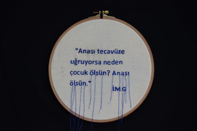 , 'Söz Uçar Yazı İki Cihanda,' 2014, Artnivo