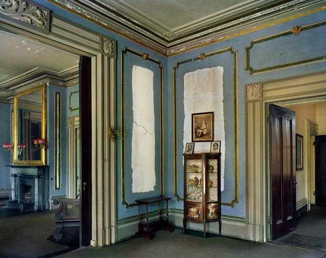 Michael Eastman, 'Corner Living Room, Aiken-Rhett', 2008, Holden Luntz Gallery