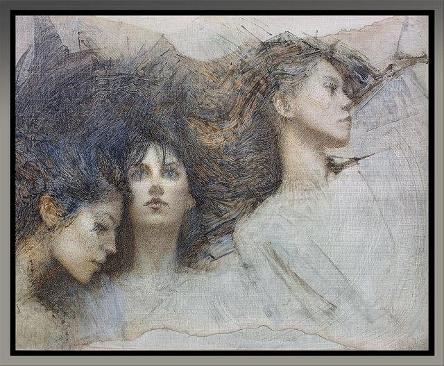 Daniel Bilmes, 'Fulcrum', 2019, Painting, Oil on Panel, ARCADIA CONTEMPORARY