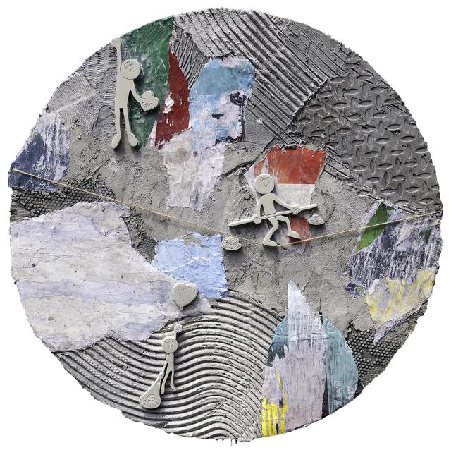, 'Love stories (Concrete),' 2019, Markowicz Fine Art