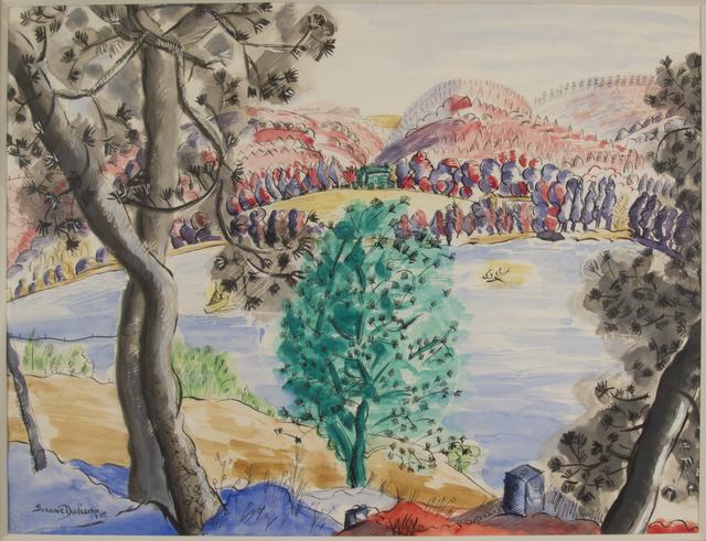 , 'Lac St. Ferreol,' 1945, Francis M. Naumann Fine Art