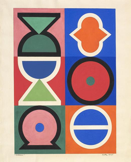 , 'Oiseau,' 1946, Jill Newhouse Gallery