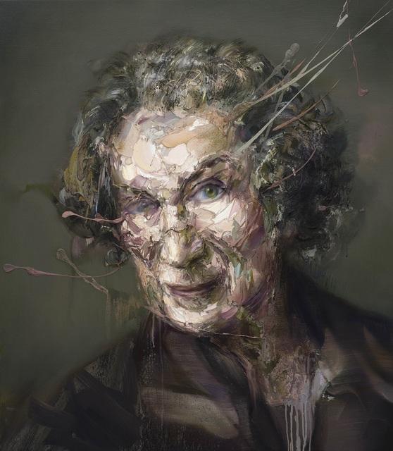 , 'Margaret Atwood,' 2018, Thompson Landry Gallery