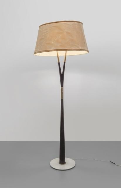 Stilnovo, 'A floor lamp', circa 1950, Aste Boetto