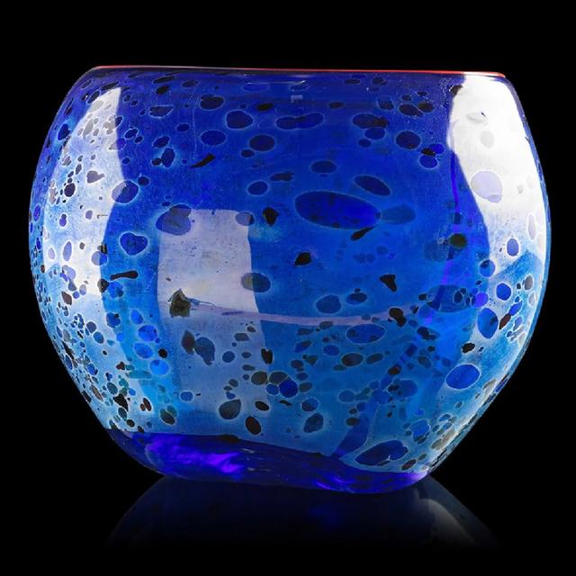 Dale Chihuly, 'Cobalt Blue Basket', 1994, Modern Artifact