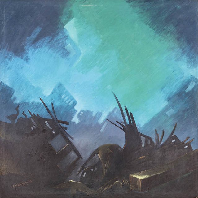 , 'Dream,' 1997, Hafez Gallery