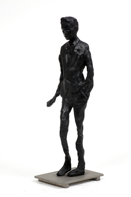 , 'Rodin's Grandson as a Supermodel,' 2012, Zemack Contemporary Art