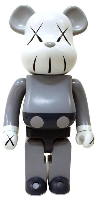 KAWS, 'Bearbrick 1000% (Grey)', 2002, 5ART GALLERY