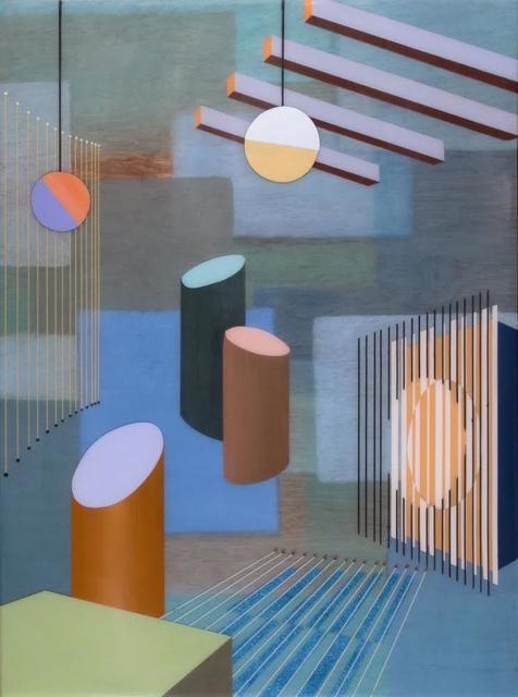 Bryan Ida, 'A Look Outside', 2014, George Billis Gallery