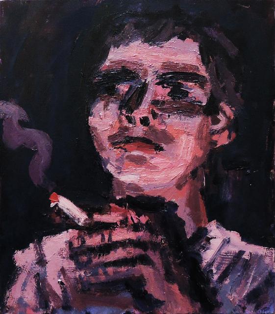, 'I miss Cigarettes,' 2017, Galerie Sébastien Bertrand