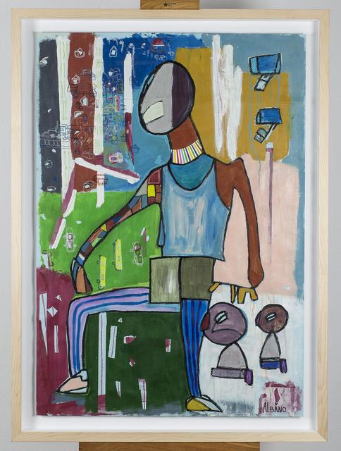 , 'Moi-et-2,' 2016, MOV'ART Gallery