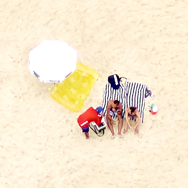 , 'Copacabana Mini Series XXVIII,' 2016, Newzones