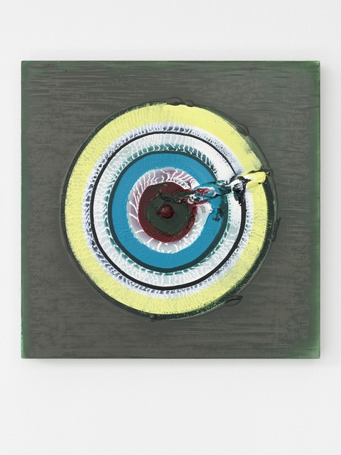, '#1020118 (Jade),' 2018, Anne Mosseri-Marlio Galerie
