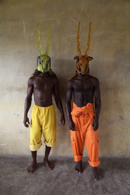 , 'Karipko: Holy Star Boyz,' 2018, Tiwani Contemporary