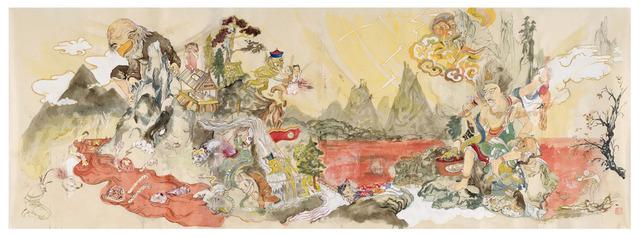 , 'Tengu's World,' 2009, LE Gallery