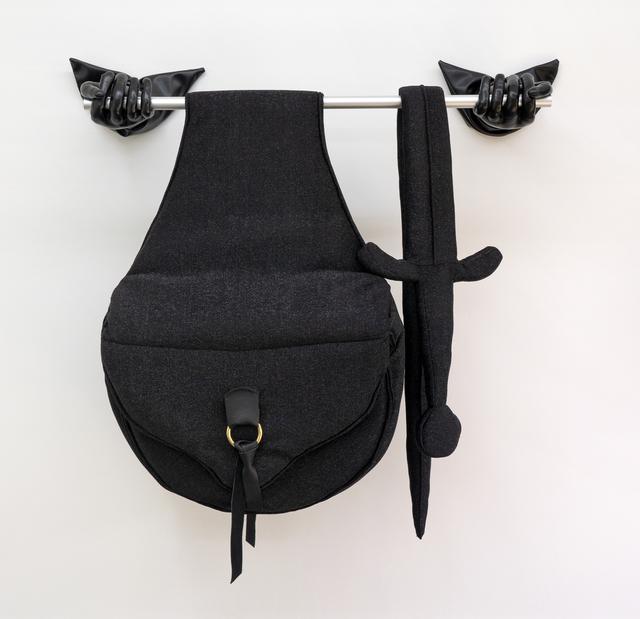 Rose Nestler, 'Joan's Sword & Saddlebag', 2019, PUBLIC Gallery