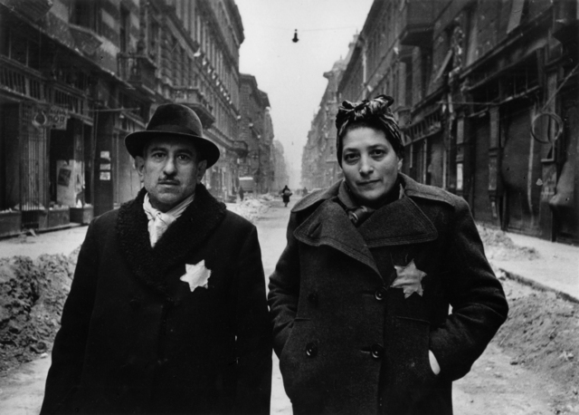 , 'Jewish Couple, Budapest, 1945,' 1945, Etherton Gallery
