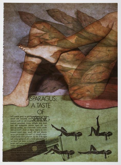 """Robert Heinecken, 'Untitled #3 from """"Recto/Verso""""', 1988, Stubbs Fine Art"""