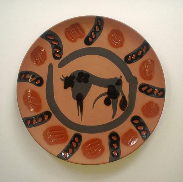 , 'Bull,' 1957, Nicholas Gallery